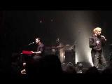 Reprise «Via Con Me » (Paolo Conte) - Mikelangelo Loconte & Florent Mothe - La Cigale