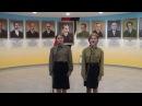 Вікторія та Іванна Дарій Зродились ми великої годинигімн УПА