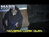Mass Effect Gameplay Walkthrough - Noveria Lorik Qui'in - Veteran Difficulty