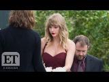 Taylor Swift Gives Raunchy Bridesmaid Speech