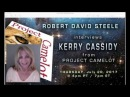 ROBERT DAVID STEELE INTERVIEWS KERRY CASSIDY RE SECRET SPACE PROGRAM