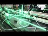 Сверхточный лазер на парах стронция