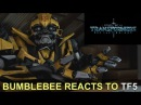 SFM Bumblebee Reacts to Transformers The Last Knight Trailer