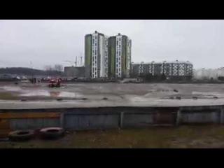 Трековые гонки Легенды СССР 20 ноября