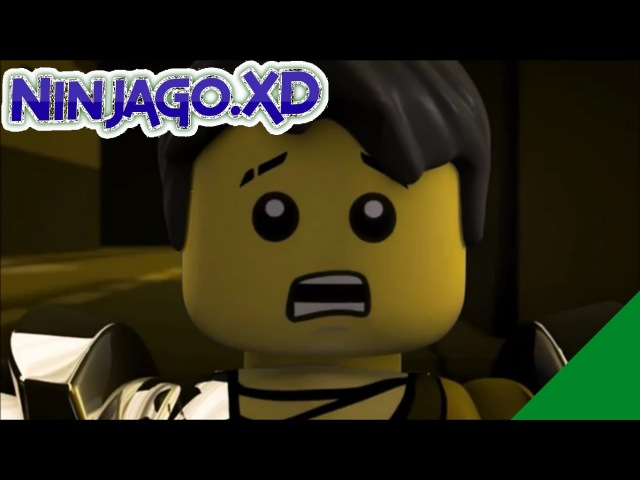 Ninjago.XD Ep1: Jay's Misfortune and Cole Divebombs Home Depot