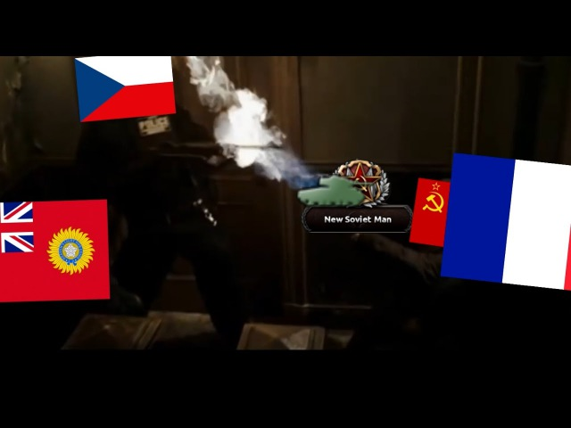 [HOI4] When the Allies Kill Germany and Attack the Soviet Union