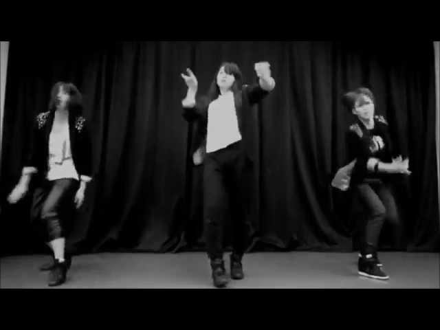 【MIRROR】【ダンドル】ECHO【踊ってみた】