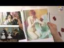 ТЕСТ - Мастер класс живописи «Наедине с Дега»