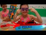 СУПЕР! ИГРАЕМ В ВАННОЙ С ИГРУШКАМИ для детей с НЕМО И ДОРИ  Play in the bath with toys for children