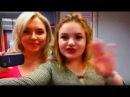 Впечатления от съемок Абзаца на Новом канале Оксана Галаган первый день