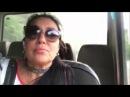 Татьяна Африкантова в Перископе 18 05 2017 По дороге к дому на горе