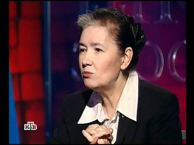 Школа злословия, Галина Хованская, 27 11 2006