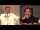 The funniest introduction of Al Pacino by Robin Williams