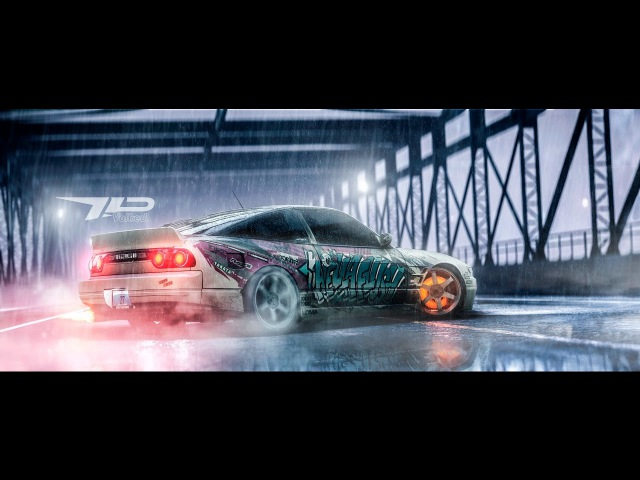 Speed Art Nissan Silvia S 13 240 SX Need For Speed 2015 by Sergey Volkov