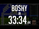 I Wanna Be The Boshy 2017 Any Speedrun in 3334.44