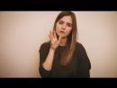 Сергей Есенин - Письмо к женщине НА ЯЗЫКЕ ЖЕСТОВ (RSL)