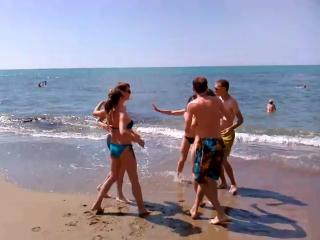 Руэда на пляже 2