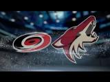 Аризона - Каролина 1-2. 06.03.2017. Обзор матча НХЛ