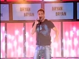 BRYAN HAWN - TE AMO (Live @ Minuto De Fama)