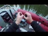 Атака ТАЙМЕНЯ НА МЫША днем! Видео рыбалки на трофейного тайменя в реальном време