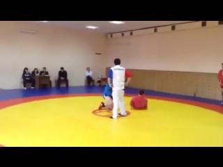Борьба за выход в Финал (Фокин Кирилл) VS (Александр Савченко) 2016