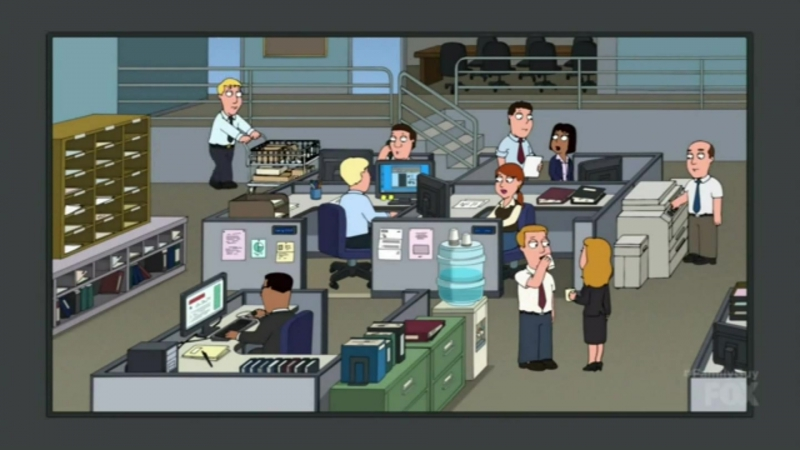 Family guy s15e06 - rational geographic [ rus ]