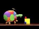 Мультики для самых маленьких ЧТО ЭТО, МОЙА Развивающий мультфильм, 4 серия кукольный театр