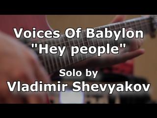 Voices Of Babylon