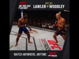 On This Day: Lawler vs Woodley