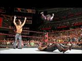 The Hardy Boyz vs. Gallows  Anderson - Raw Tag Team Championship Match