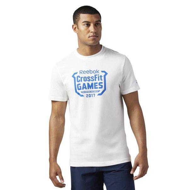 Спортивная футболка Reebok CrossFit Games