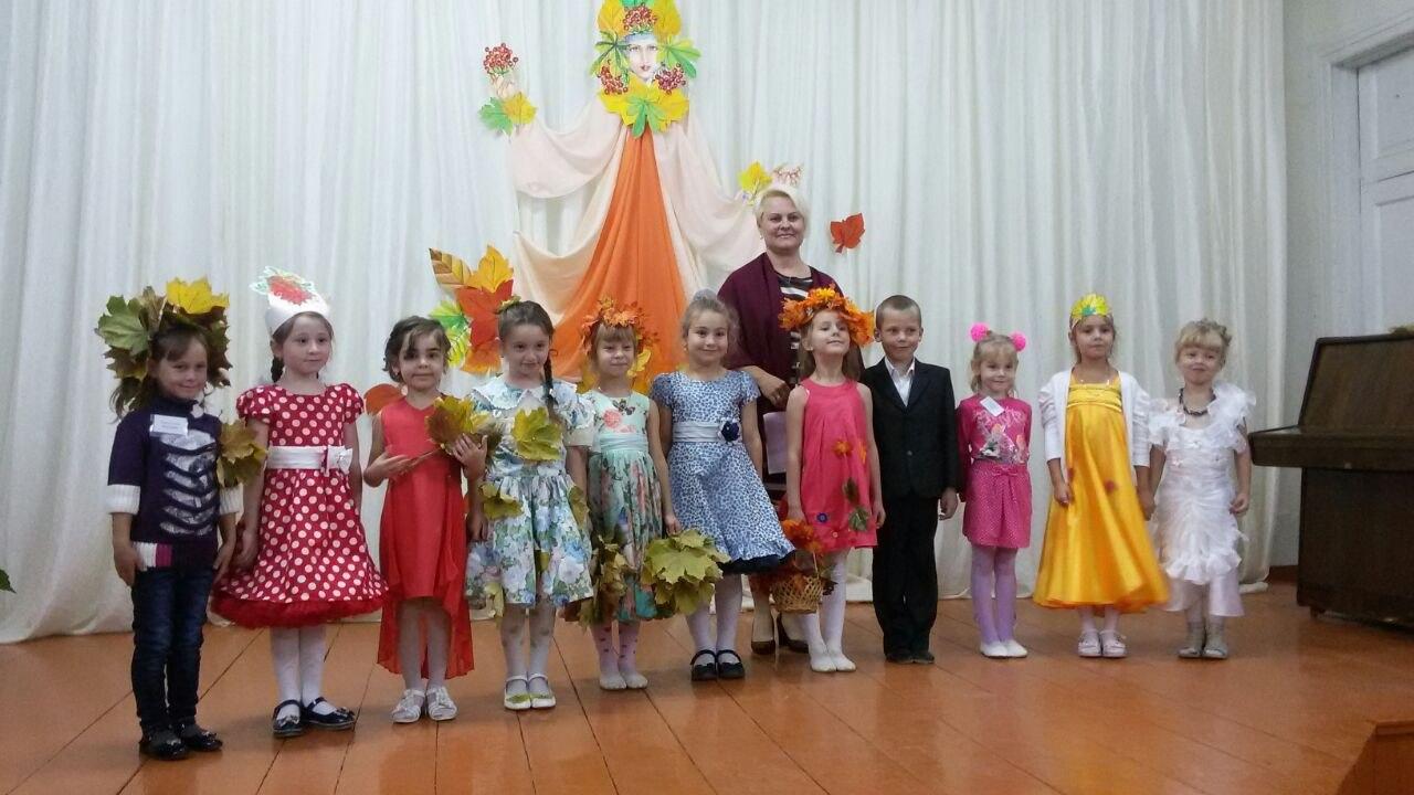 В Кардоникской детской школе искусств прошёл конкурс чтецов