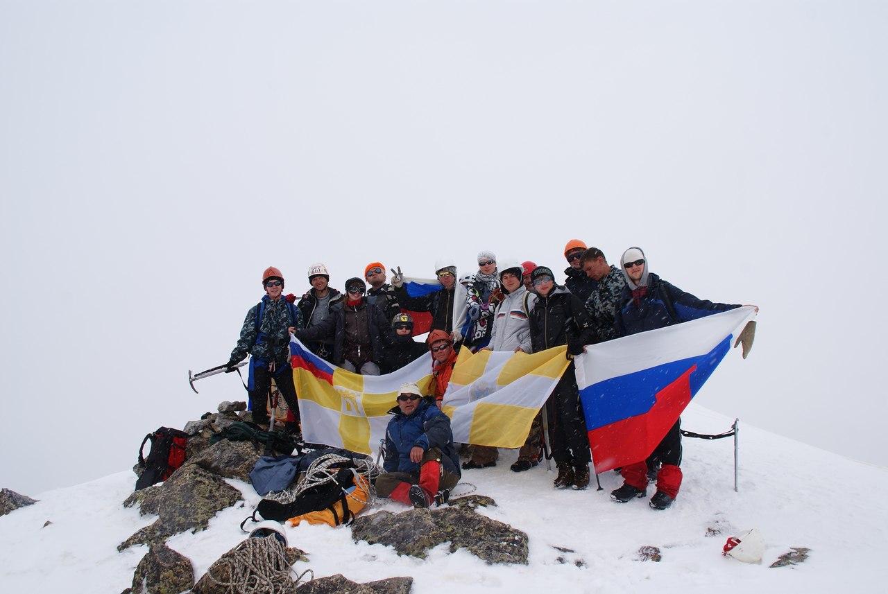 В Зеленчукском районе соревновались лучшие альпинисты юга России