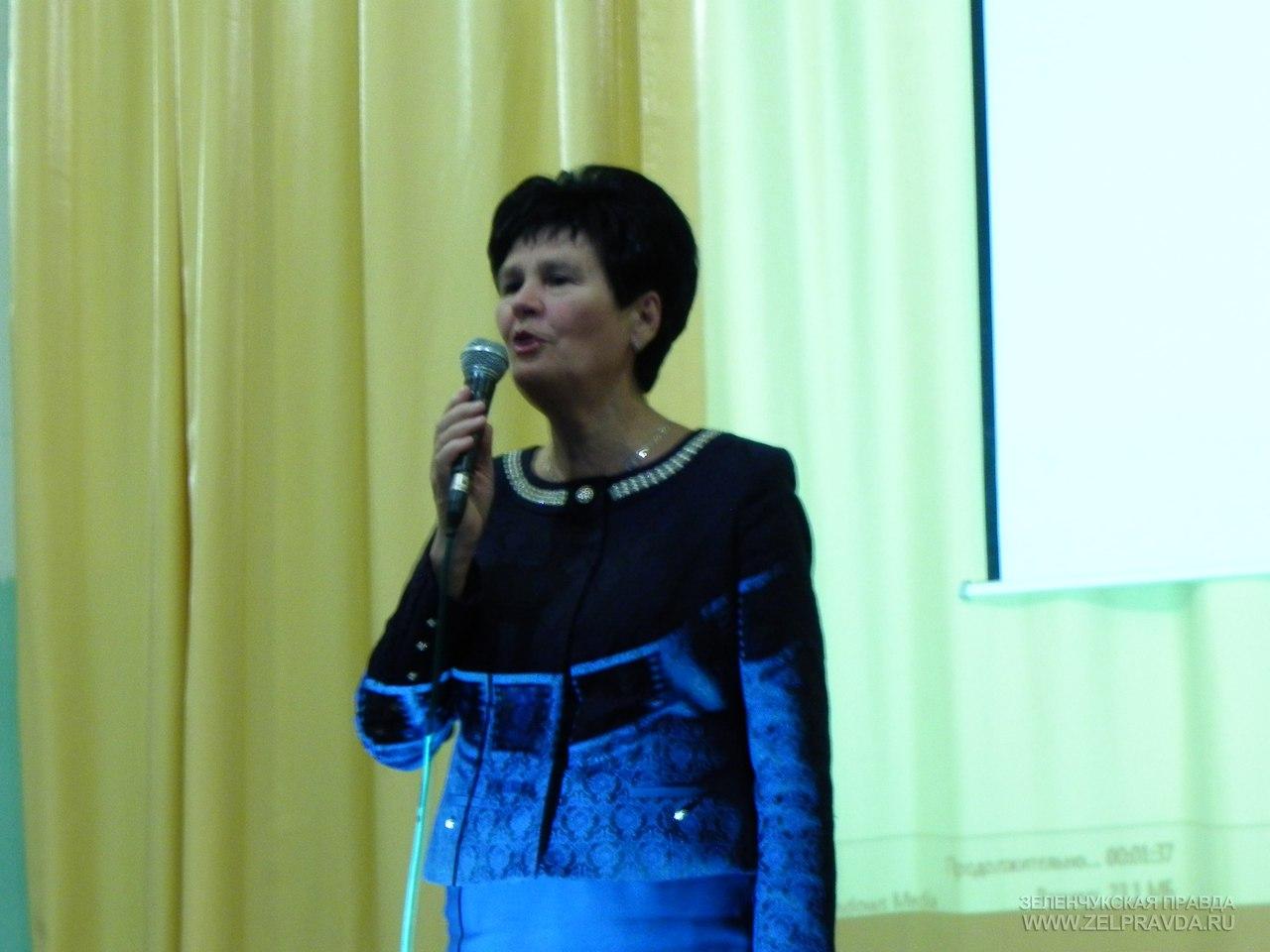 В Даусузе отметили 50-летний юбилей школы
