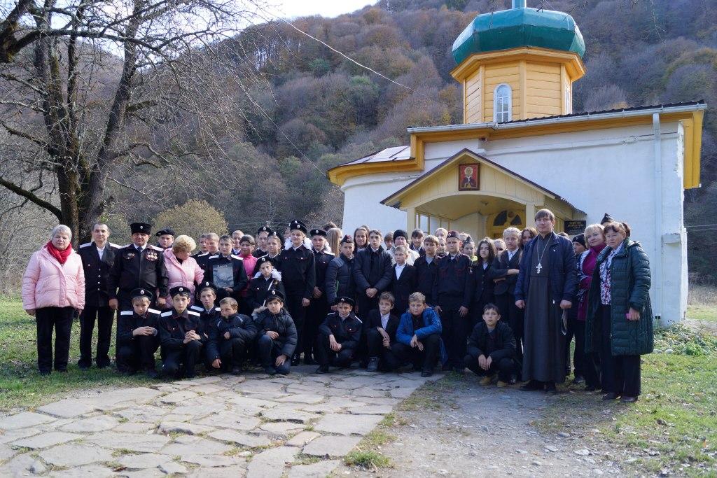 Казачата из Краснодарского края побывали в Зеленчукском районе