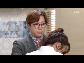 23.08.2017 U-KISS Hoon in drama 'Unknown Woman' (ep.85) cut