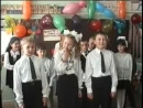 Девочка после Оъебоса , выступила на утреннике в школе...