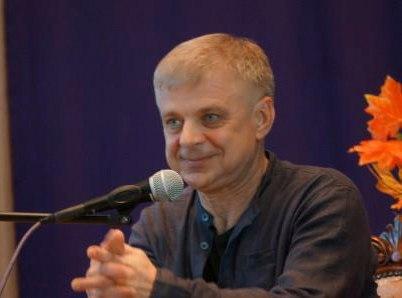 Несколько творческих встреч на Книжном фестивале проведет Владимир Сотников