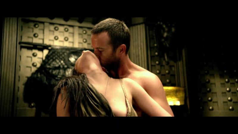 ева грин секс 300 спартанцев постельная сцена видео