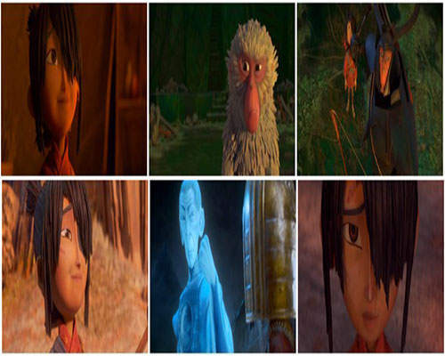 Kubo and the Two Strings in Hindi Picture