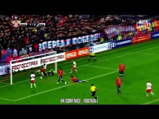 Двойной сейв Акинфеева |Deus| vk.com/nice_football