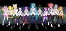 аниме танцы под музыку Афанасьев А.-JAPAN