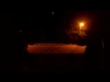 Гул Серены ночью