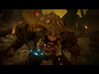 DOOM 4 Gameplay Trailer E3 2015 Official Trailer (HD) (1)