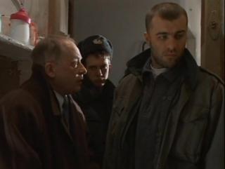 Агент национальной безопасности: 2 сезон/4 серия. Человек без лица, 1 часть