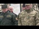 После банкета..... жесть. проикол, майдан породил это... This is the President of Ukraine