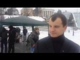 Початок Майдану проти призначення Паскала замом міністра МВС.