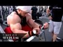 Milan Šádek Trains Chest and Biceps