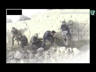 Эпичная тренировка арабского спецназа