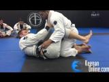 Keenan Cornelius - Krab Guard.  Exclusive technique ft. Andre Galvao